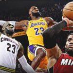 【NBA】レブロン5人でチーム組んだらどういう動きするんだろう