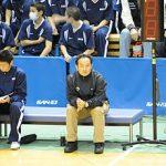 【高校バスケ】  能代工・佐藤信長監督が今月末で退任 後任は未定