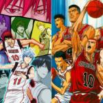 3大バスケアニメ「スラムダンク」「黒子のバスケ」