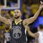 【NBAファイナル2018 第2戦】カリーがファイナル新記録となる9本の3Pを沈めGSWが122-103で快勝
