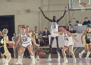NBA史上最高身長の選手wwwwwwwww