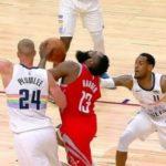 キャリア通算でフィールドゴールよりもフリースローを多く決めてるジェームズ・ハーデン【NBA 2018-19】
