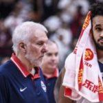 【バスケW杯2019】アメリカのフランス戦の敗因ってなんだったんだろう