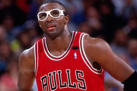.LEAGUE開幕戦に元NBA選手のホーレス・グラント氏が来場!シカゴ・ブルズなどで4度の優勝経験を持つ名選手