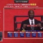 バスケW杯2019の抽選結果、日本はアメリカ、トルコ、チェコと同じE組へ