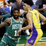 【NBA 2017-18】セルティックスがガチで強いしカイリーSMVPもあるな!怪我人だけが心配…