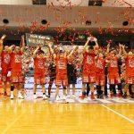 【B.LEAGUE2017-18】千葉ジェッツが琉球を下しB1東地区優勝を決める!