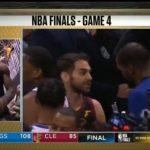 【NBAファイナル2018】GSWが第4戦を大差で制し連覇!FMVPはケビン・デュラント