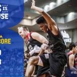 【男子バスケ代表】FIBAランク48位の日本が10位のオーストラリアに歴史的勝利!