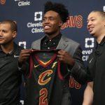 カイリーが着ていた2番を選んだセクストンはキャブスの希望になれるのか【NBA 2018】