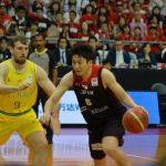 比江島選手がオーストラリアNBLのブリスベン・ブレッツに移籍!