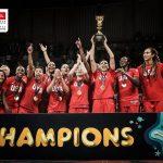 【女子バスケW杯2018】日本を下した中国に大勝した豪州を米国が決勝で破り三連覇!