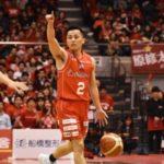 富樫勇樹が年俸1億円プレーヤーに!日本人バスケットボール選手では初