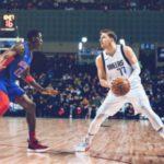 【NBA】ルカ・ドンチッチ(20)、メキシコでも41得点トリプルダブル