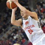 バスケ日本代表にも高身長PG必要だし田中大貴にポイントガードやらせた方がいいんじゃないか