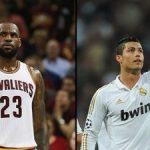 ESPNが「世界でもっとも有名なアスリート100人」を発表!1位C・ロナウド、2位レブロン・ジェームズ
