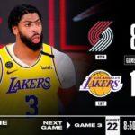 【NBA】LALが完勝しシリーズをタイに!リラード負傷退場