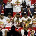 NBA2019王者のTORって近年の優勝チームの中じゃ戦力が劣るよね