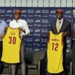 NBAでフロントが駄目なチームといえばSAC、PHI、PHXと・・・CLEも?