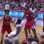 NBAはフロッピング行為をきちんと処分すべき