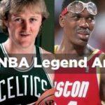 NBA引退選手レジェンド格付け表作ってみた