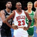 バスケットボール界のレジェンドを5人選ぶとしたら誰が選ばれるの?