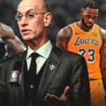 NBAがシーズン中止へ向けて選手会との本格調整に