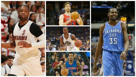 NBA2016年オフシーズンの大物選手の移籍がやばすぎる…