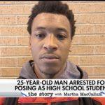 実は25歳…アメリカ高校バスケの最優秀選手が年齢詐称で逮捕