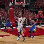 もしもマイケル・ジョーダンが近代NBA(2003~)でプレイしていたら?という動画