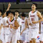 【アジア大会バスケットボール男子】日本が79-72で中国に勝利、準決勝進出に望みをつなぐ