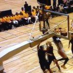 【高校バスケ2016】八王子のドゥドゥ・ゲイが上手すぎる… こんな凄かったっけ?
