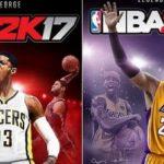 「NBA 2K17」今作のカバーアスリートはポール・ジョージと発表!Legend Edition版ではコービー・ブライアントが表紙を飾る!