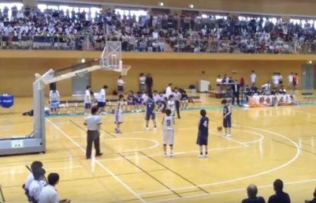 【高校バスケ2016】IH山口県予選女子決勝が残り0.9秒のロングシュートで大逆転の劇的な結末