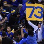 【NBA 2015-16】ウォリアーズがNBA記録を塗り替えるシーズン73勝を達成!ステファン・カリーはシーズン402本の3P成功で得点王へ