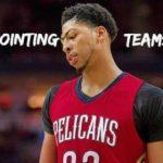 NBA2015-16シーズンのがっかりチームトップ3は?