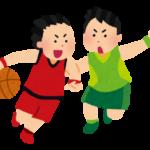 一番辛いバスケの練習
