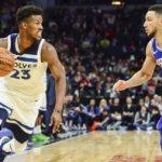 ジミー・バトラーが 76ersへトレード! サリッチ、コビントンらが交換要員【NBA 2018-19】