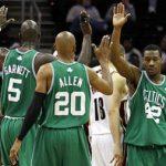 【NBA】2008、2010年にファイナルに進出した頃のセルティックスの思い出