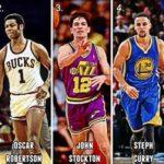 ESPNのNBA歴代ポイントガードランキング クリポがナッシュより上なのか…