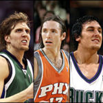 【NBA】アメリカ国籍以外の選手でALL TIMEチーム組んだけど異論ある?