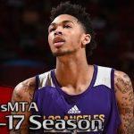 【NBA 2016】LALが全体2位指名したブランドン・イングラムがサマーリーグデビュー、クレバーなプレイは好評価も線の細さを危惧する声