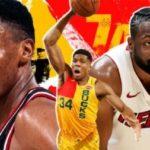 【NBA】ESPNが最新のオールタイム選手ランキング発表!意外な順位の選手も?