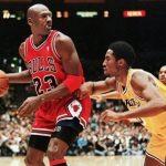 三大みんな知ってるバスケットボール選手「ジョーダン」「コービー」
