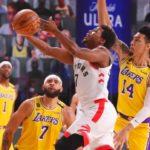 【NBA】ラウリー33点!昨期王者のTORがLALに完勝!