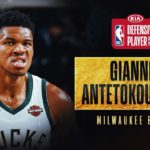 【NBA 2019-20】DPOYにヤニス・アデトクンボが圧倒的な得票率で選出!