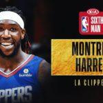 【NBA 2019-20】モントレズ・ハレルが6thマン賞を受賞