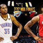 2012年NBAファイナルの思い出 KDがレブロンに弱い印象はここから?