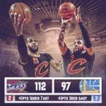 NBAファイナル2016第5戦 ビッグ3で計84点のCLEがGSWのDFを粉砕!ホームでの優勝は許さず