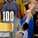 NBA公式が2010年代のトップ100プレーを選出!1位に輝いたのはあのシュート